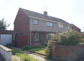 Thumbnail 3 bed semi-detached house for sale in Cedar Road, Brockworth, Gloucester
