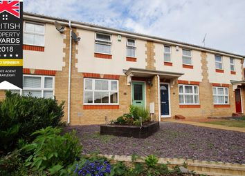 Thumbnail 2 bed terraced house for sale in Stirling Close, Rayleigh