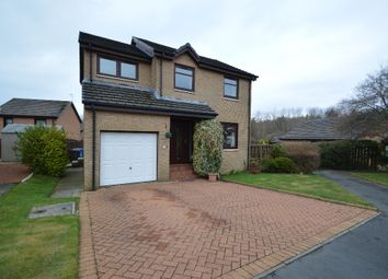 Thumbnail 4 bed detached house for sale in Speyburn Place, Irvine, North Ayrshire