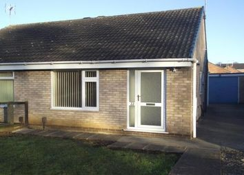 Thumbnail 2 bed bungalow to rent in Birkdale Avenue, Knaresborough