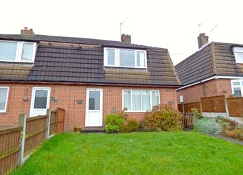 Thumbnail 3 bed semi-detached house to rent in Chestnut Grove, Chesterton, Newcastle