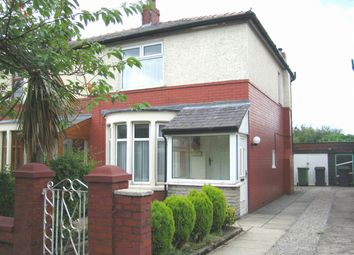 Thumbnail 2 bed semi-detached house for sale in Balmoral Road, Accrington