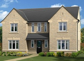 "Thumbnail 5 bed detached house for sale in ""The Edlingham"" at Roes Lane, Crich, Matlock"