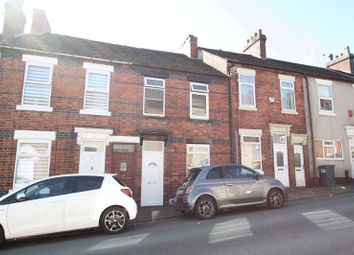 Thumbnail 2 bedroom terraced house for sale in Brighton Street, Penkhull, Stoke-On-Trent