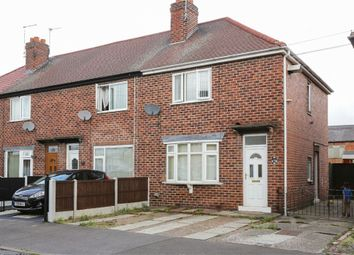Thumbnail 3 bed end terrace house for sale in Garside Street, Worksop, Nottinghamshire