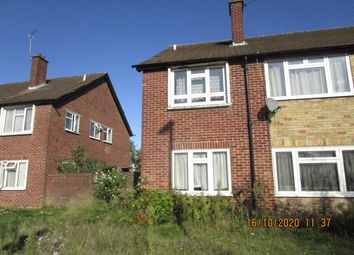 Thumbnail 2 bed maisonette for sale in Longford Avenue, Southall, Middlesex