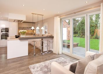 "Thumbnail 5 bed detached house for sale in ""Lichfield"" at Adlington Road, Wilmslow"
