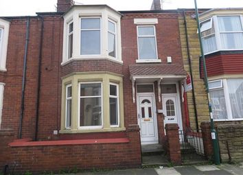 Thumbnail 1 bed flat to rent in St. Vincent Street, South Shields