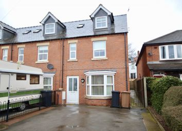 Thumbnail 3 bed town house to rent in Blenheim Road, Lincoln, Lincolnshire