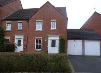 Thumbnail 3 bed property to rent in Bromhurst Way, Chase Meadow Square, Warwick