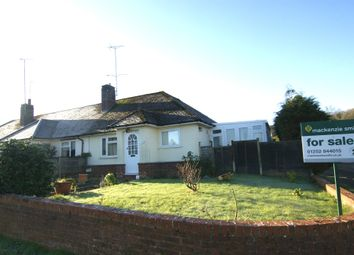 Thumbnail 2 bed semi-detached bungalow for sale in Weir Road, Hartley Wintney, Hook