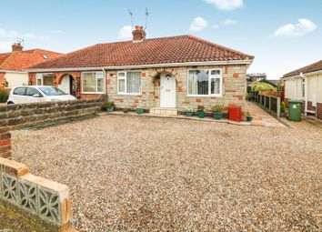 Thumbnail 2 bed semi-detached bungalow for sale in Woodland Road, Hellesdon