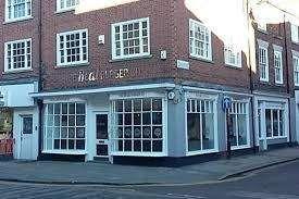 Thumbnail Restaurant/cafe for sale in Grantham NG31, UK