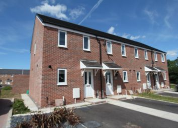 Thumbnail 2 bed semi-detached house for sale in Clos Maes Dyfan, Barry