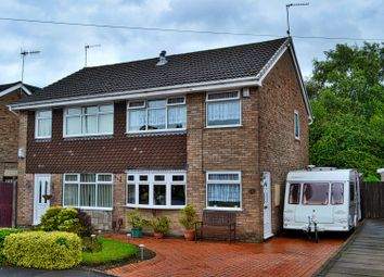 Thumbnail 3 bed semi-detached house for sale in Lyneside Road, Knypersley