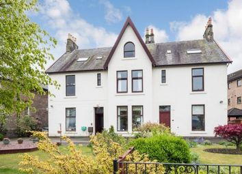 Thumbnail 2 bedroom flat for sale in Cove Road, Gourock, Inverclyde