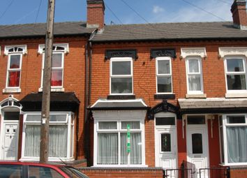 Thumbnail 2 bed terraced house to rent in Greenhill Road, Handsworth