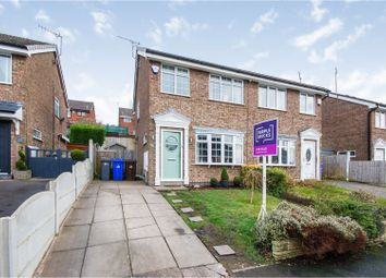 Thumbnail 3 bed semi-detached house for sale in Harington Drive, Stoke-On-Trent