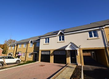 Thumbnail 2 bed town house for sale in Brookwood Farm Drive, Woking, Surrey