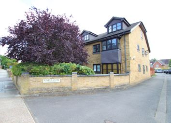 Thumbnail 2 bed flat to rent in Moor Lane, Chessington