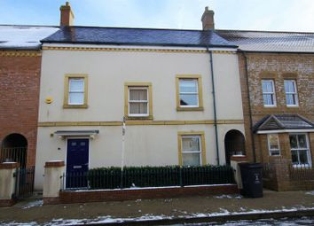 Thumbnail 3 bed terraced house for sale in Ewden Close, Swindon