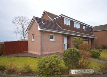 Thumbnail 3 bed semi-detached house for sale in Ratho Place, Kirkcaldy