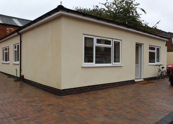 Thumbnail 1 bed semi-detached bungalow to rent in Roughton Street, Belgrave, Leicester