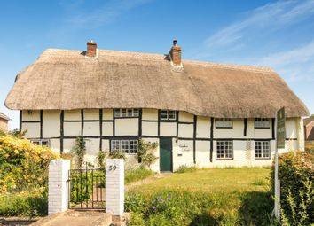 Thumbnail 3 bedroom detached house for sale in High Street, Chalgrove, Oxford