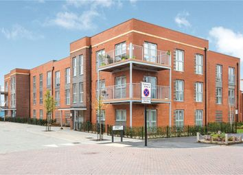 Thumbnail 2 bed flat for sale in Fenwick House, Meridian Way, Southampton