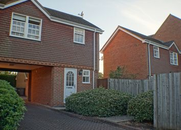 Thumbnail 1 bed semi-detached house for sale in Calcott Park, Yateley