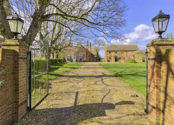Thumbnail 5 bedroom detached house for sale in Church Road, Warboys, Huntingdon