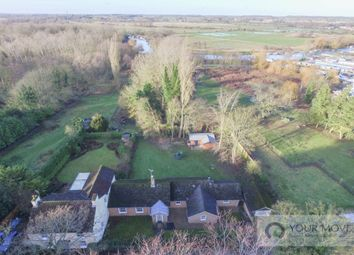 Thumbnail 4 bed bungalow for sale in Stepping Hill, Puddingmoor, Beccles