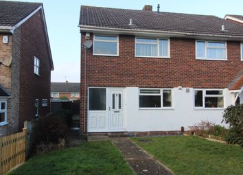 Thumbnail 3 bed semi-detached house to rent in Trent Walk, Fareham