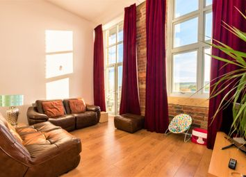 Thumbnail 2 bed flat for sale in Park Road, Elland