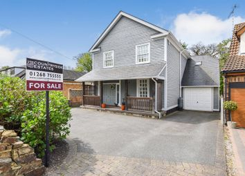 Thundersley Grove, Benfleet SS7. 4 bed detached house
