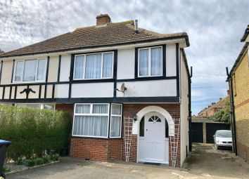 Thumbnail 3 bed semi-detached house to rent in St. James Park Road, Margate