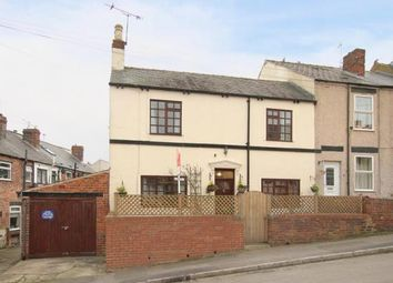 Thumbnail 3 bed end terrace house for sale in Wilson Street, Dronfield, Derbyshire