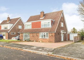 Thumbnail 3 bed semi-detached house for sale in Parthia Close, Royston