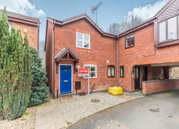 Thumbnail 2 bed end terrace house for sale in Leeds Avenue, Warndon, Worcester