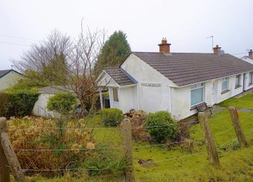 Thumbnail 2 bed semi-detached bungalow for sale in Millers Lane Crescent, Newtownards