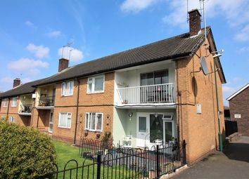 Thumbnail 1 bed flat for sale in Wigman Road, Nottingham