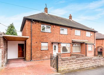 Thumbnail 3 bed semi-detached house for sale in Aylesbury Road, Bentilee, Stoke-On-Trent