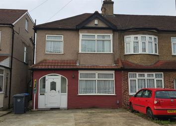 Thumbnail Semi-detached house to rent in Burnside Crescent, Wembley
