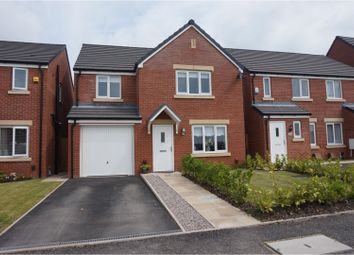 Thumbnail 4 bed detached house for sale in Goldcrest Road, Maghull