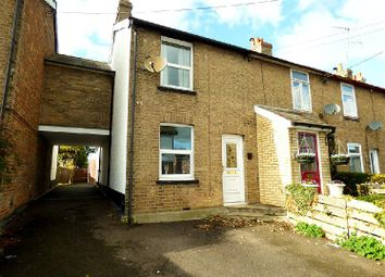 Thumbnail 3 bed terraced house to rent in Poplar Hill, Stowmarket