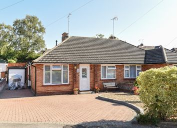 Thumbnail 2 bed semi-detached bungalow for sale in Manton Road, Hitchin