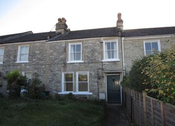 Thumbnail 2 bed cottage to rent in Prospect Place, Weston, Bath