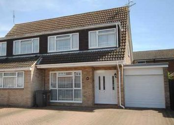 Thumbnail 3 bed semi-detached house to rent in Westerdale, Springfield, Chelmsford