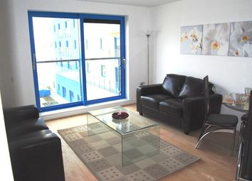 Thumbnail 1 bed flat to rent in Westgate Apartments, Western Gateway, London