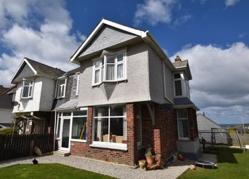 Thumbnail 4 bed semi-detached house for sale in Henver Road, Near Porth, Newquay